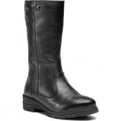 Kozaki CAPRICE - 9-26447-21 Black Nappa 022. Czarne kozaki damskie Caprice, ze skóry. W wyprzedaży za 319.00 zł.