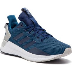 Buty adidas - Questar Ride F34978 Dkblue/Dkblue/Gretwo. Niebieskie buty sportowe męskie Adidas, z materiału. Za 299.00 zł.