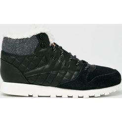 Reebok Classic - Buty Leather Arctic. Szare obuwie sportowe damskie Reebok Classic, z gumy. W wyprzedaży za 399.90 zł.