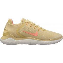 Nike Buty Do Biegania  Damskie Free Rn 2018, Lemon Wash Crimson 39. Czerwone obuwie sportowe damskie Nike. Za 495.00 zł.