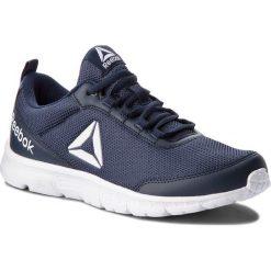 Buty Reebok - Speedlux 3.0 CN3473 Navy/White. Niebieskie buty sportowe męskie Reebok, z materiału. W wyprzedaży za 149.00 zł.