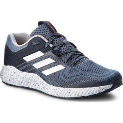 Buty adidas - Aerobounce St 2 M AQ0550 Rawste/Silvmt/Hireor. Niebieskie buty sportowe męskie Adidas, z materiału. W wyprzedaży za 279.00 zł.