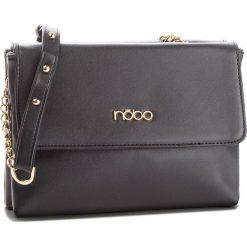 Torebka NOBO - NBAG-F1450-C020 Czarny. Czarne torebki do ręki damskie Nobo, ze skóry ekologicznej. W wyprzedaży za 139.00 zł.