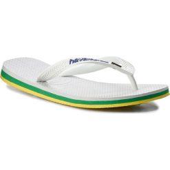 Japonki HAVAIANAS - Brasil Layers Cf 41407150001 White. Klapki damskie marki Birkenstock. W wyprzedaży za 99.00 zł.