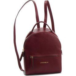 Plecak COCCINELLE - CF8 Clementine Soft E1 CF8 54 01 01 Grape R04. Czerwone plecaki damskie Coccinelle, ze skóry, klasyczne. Za 1,149.90 zł.