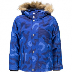 """Kurtka narciarska """"Mall"""" w kolorze niebieskim. Niebieskie kurtki i płaszcze dla chłopców Ticket to Heaven, z polaru. W wyprzedaży za 192.95 zł."""