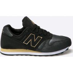 New Balance - Buty WL373NG. Czarne obuwie sportowe damskie New Balance. Za 299.90 zł.