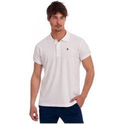 Polo Club C.H..A Koszulka Polo Męska L Biała. Białe koszulki polo męskie Polo Club C.H..A. W wyprzedaży za 149.00 zł.
