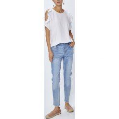 Medicine - Jeansy Rustic Indigo. Niebieskie jeansy damskie MEDICINE. W wyprzedaży za 79.90 zł.
