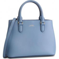 Torebka LAUREN RALPH LAUREN - Dryden 431719699006 Blue Mist. Niebieskie torebki do ręki damskie Lauren Ralph Lauren, ze skóry. Za 1,209.00 zł.