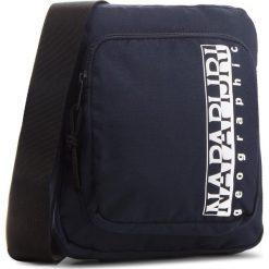 Saszetka NAPAPIJRI - Happy Cross Pocket 1 N0YI0G Blu Marine 176. Niebieskie saszetki męskie Napapijri, z materiału, marine. W wyprzedaży za 159.00 zł.
