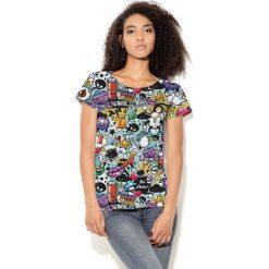 Colour Pleasure Koszulka CP-034  107 miętowa r. M/L. T-shirty damskie Colour Pleasure. Za 70.35 zł.
