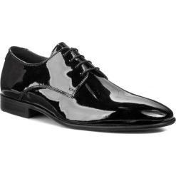 Półbuty LLOYD - Jerez 21-627-20 Czarny. Czarne eleganckie półbuty Lloyd, z lakierowanej skóry. Za 899.00 zł.