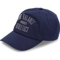 Czapka z daszkiem NEW BALANCE - 500355 420. Niebieskie czapki i kapelusze męskie New Balance. Za 89.99 zł.