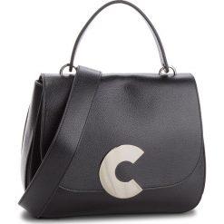 Torebka COCCINELLE - CN5 Craquante E1 CN5 18 01 01 Noir 001. Czarne torebki do ręki damskie Coccinelle, ze skóry. W wyprzedaży za 1,399.00 zł.