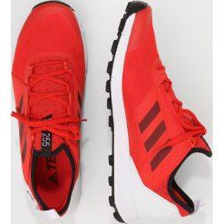 Adidas Performance TERREX AGRAVIC SPEED  Obuwie hikingowe high red/core black/orange. Buty sportowe męskie adidas Performance, z materiału, outdoorowe. W wyprzedaży za 449.25 zł.