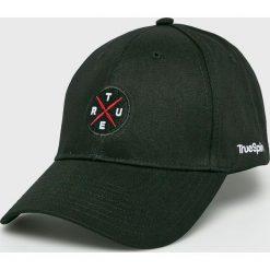 True Spin - Czapka. Szare czapki i kapelusze męskie True Spin. W wyprzedaży za 59.90 zł.