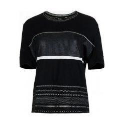 Desigual T-Shirt Damski Magda M Czarny. Czarne t-shirty damskie Desigual. W wyprzedaży za 209.00 zł.