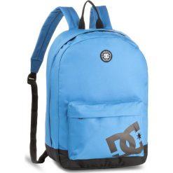 Plecak DC - EDYBP03159 BLV0. Niebieskie plecaki damskie DC, z materiału. W wyprzedaży za 139.00 zł.