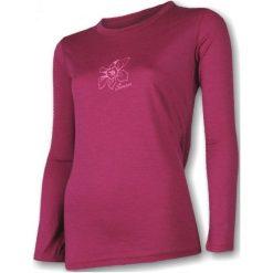 Sensor Koszulka Termoaktywna Z Długim Rękawem Merino Wool Pt W Orchidea Lila Xl. Czerwone koszulki sportowe damskie Sensor, z materiału, z długim rękawem. Za 225.00 zł.