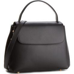 Torebka CREOLE - K10520  Czarny. Czarne torebki do ręki damskie Creole, ze skóry. Za 279.00 zł.