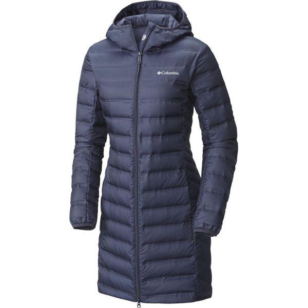 dostępność w Wielkiej Brytanii wyprzedaż szybka dostawa COLUMBIA płaszcz damski Lake 22 Long Hdd Jkt Nocturnal XS