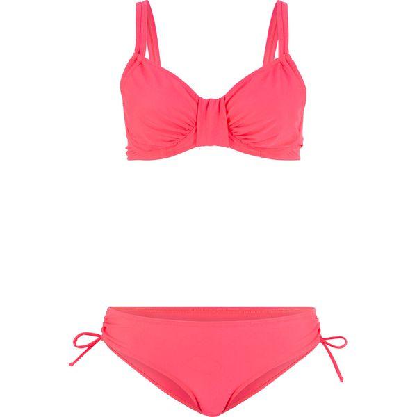7225a1bc54c51a Bikini na fiszbinach (2 części) bonprix koralowy - Czerwone bikini ...