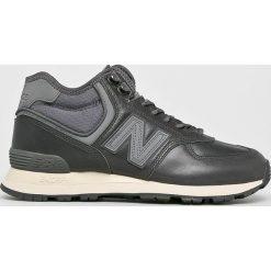 New Balance - Buty MH574OAA. Szare buty sportowe męskie New Balance, z materiału. Za 499.90 zł.