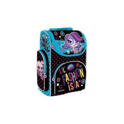 Littlest Pet Shop Tornister Szkolny Plecak. Czarne torby i plecaki dziecięce Świat Bajek, z gumy. Za 98.01 zł.