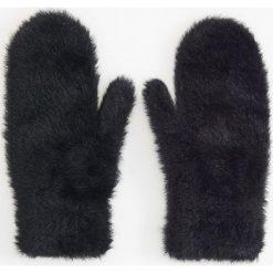 Rękawiczki z jednym palcem - Czarny. Czarne rękawiczki damskie Reserved. Za 39.99 zł.