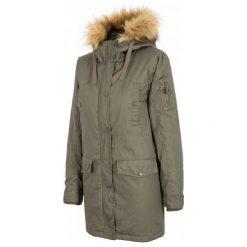4F Kurtka Damska H4Z17 kud010 Brąz Xs. Brązowe kurtki sportowe damskie 4f, na zimę. W wyprzedaży za 239.00 zł.