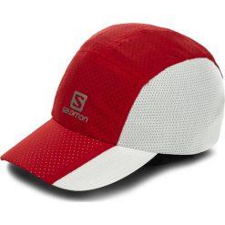 Czapka z daszkiem SALOMON - Xt Compact Cap 400486 10 G0 Barbados Cherry. Białe czapki i kapelusze męskie Salomon. Za 99.00 zł.
