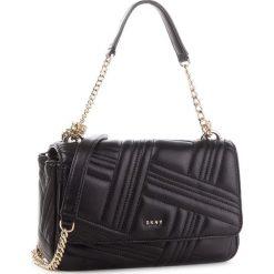 Torebka DKNY - R833B638 Blk/Gold BGD. Czarne torebki do ręki damskie DKNY, ze skóry. Za 979.00 zł.