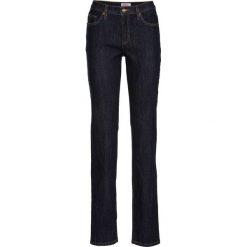 Wygodne dżinsy ze stretchem CLASSIC bonprix ciemnoniebieski. Jeansy damskie marki DOMYOS. Za 69.99 zł.