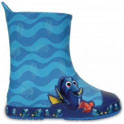 Crocs Kalosze Crocs Bump It Rain Boot Finding Dory Ocean 25-26 (c9). Kalosze chłopięce Crocs. W wyprzedaży za 169.00 zł.