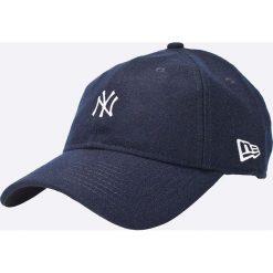 New Era - Czapka. Szare czapki i kapelusze męskie New Era. W wyprzedaży za 129.90 zł.