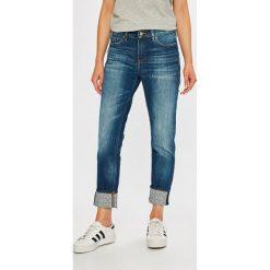 Tommy Hilfiger - Jeansy Griffin. Niebieskie jeansy damskie Tommy Hilfiger. W wyprzedaży za 429.90 zł.