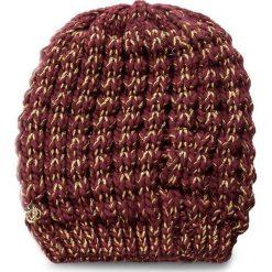 Czapka TRUSSARDI JEANS - Hat Knitted 59Z00017 R680. Czerwone czapki i kapelusze damskie TRUSSARDI JEANS, z jeansu. Za 169.00 zł.