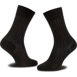 Skarpety Wysokie Męskie JOOP! - Socke Two Tone Ler 900.026_1 Black 2000. Czarne skarpety damskie JOOP!, z bawełny. Za 69.00 zł.