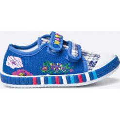 Hasby - Tenisówki dziecięce. Buty sportowe dziewczęce marki bonprix. W wyprzedaży za 24.90 zł.