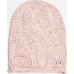 Czapka - Różowy. Czapki i kapelusze damskie marki WED'ZE. W wyprzedaży za 14.99 zł.