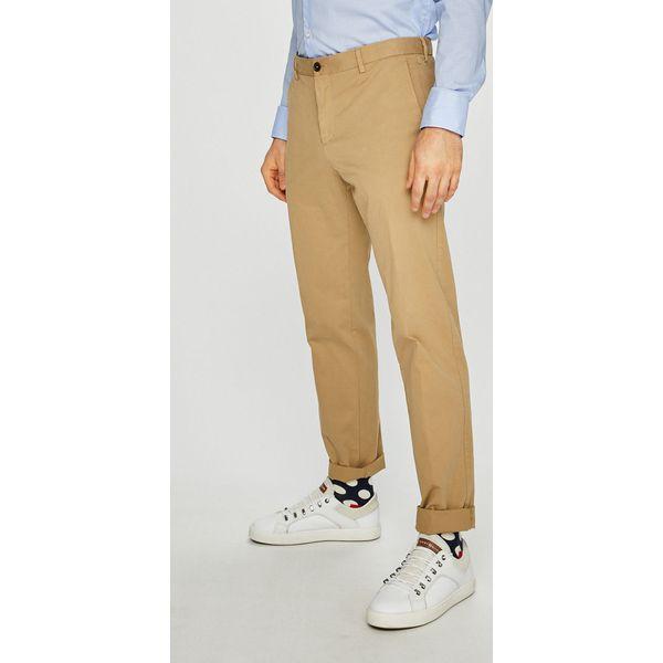 e47bbd6aabd12 Tommy Hilfiger Tailored - Spodnie - Eleganckie spodnie męskie marki Tommy  Hilfiger Tailored. Za 499.90 zł. - Eleganckie spodnie męskie - Spodnie  męskie ...