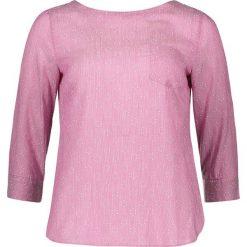 Koszulka w kolorze jasnoróżowym. T-shirty damskie Marc O'Polo Fashion, z dekoltem na plecach. W wyprzedaży za 173.95 zł.