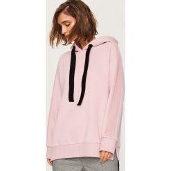 Bluza z kapturem - Różowy. Bluzy dla chłopców marki Reserved. W wyprzedaży za 39.99 zł.