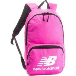Plecak NEW BALANCE - Class Backpack NTBCBPK8PK Pink. Czerwone plecaki damskie New Balance, z materiału, sportowe. Za 99.99 zł.