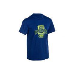 T-SHIRT FAST JR niebieski. Niebieskie t-shirty damskie TARMAK. Za 29.99 zł.