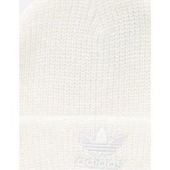 Adidas Originals - Czapka. Szare czapki i kapelusze damskie adidas Originals, z dzianiny. W wyprzedaży za 59.90 zł.