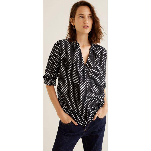 c4f5e848f228d6 Wyprzedaż - bluzki damskie Mango - Kolekcja lato 2019 - Chillizet.pl