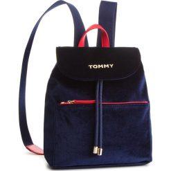 Plecak TOMMY HILFIGER - Cool Tommy Backpack Velvet AW0AW06254 413. Plecaki damskie marki QUECHUA. Za 599.00 zł.