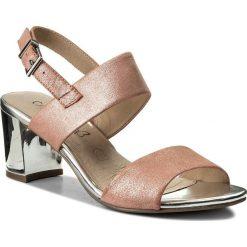 sandały z frędzlami ecovera